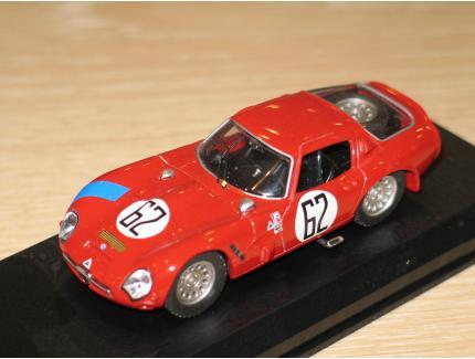 ALFA ROMEO TZ2 SEBRING 1966 BEST 1/43°