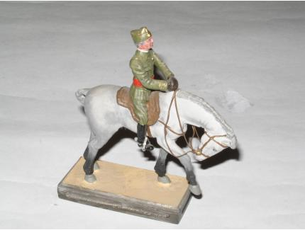 FRANCO A CHEVAL ALYMER 54mm