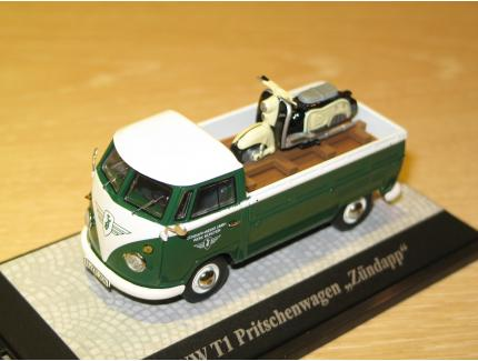 VW KOMBI T1 PICK-UP ZUNDAPP PREMIUM CLASSIXXS 1/43°