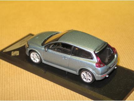 VOLVO C30 2007 SOLIDO BLEU CIEL