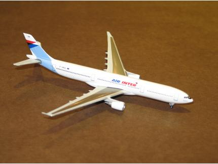 AIRBUS A330-300 AIR INTER HERPA 1/500°