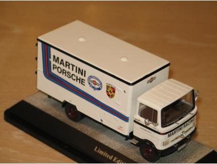 MERCEDES BENZ LP608  MARTINI 1970 PREMIUM 1/43°