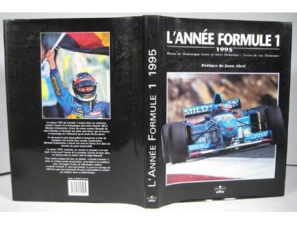 L'ANNEE FORMULE 1 1995