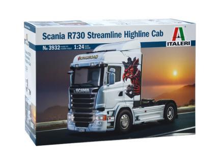 SCANIA R730 ITALERI 1/24°