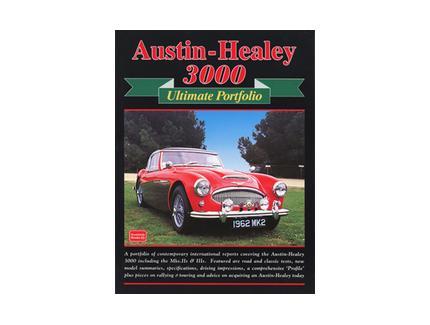 Austin Healey 3000 Ultimate Portfolio