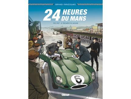 24 Heures du Mans 1951-1957 Le triomphe du jaguar