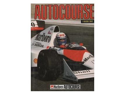 AUTOCOURSE N°12  1989/90