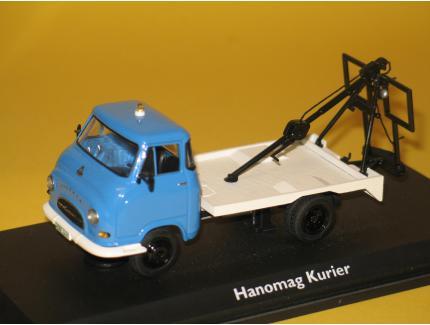 HANOMAG KURIER DEPANNEUSE 1961 SCHUCO 1/43°