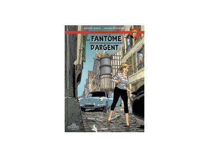 LES AVENTURES DE BETSY T2 - LE FANTOME D'ARGENT