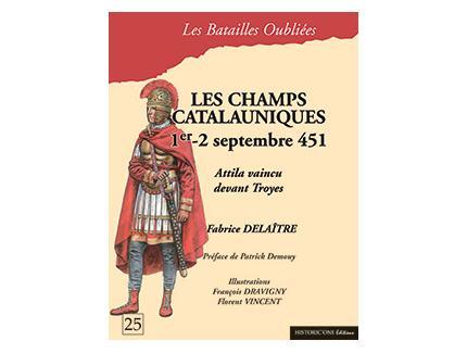 LES CHAMPS CATALAUNIQUES, 1er - 2 Septembre 451