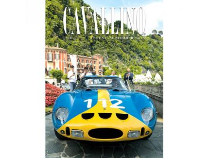 Cavallino n°226 Aout 2018 / Sept.2018
