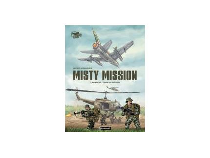 MISTY MISSION - EN ENFER COMME AU PARADIS Tome 2