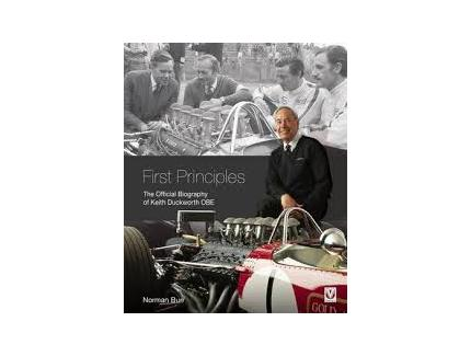 FIRST PRINCIPLES BIOGRAPHY OF KEITH DUCKWORTH OBE