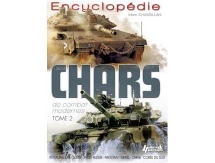 ENCYCLOPEDIE DES CHARS DE COMBAT MODERNES T.2