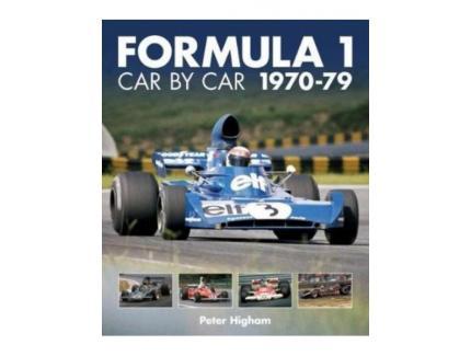 FORMULA 1 CAR BY CAR 1970-79