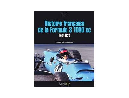 HISTOIRE FRANCAISE DE LA FORMULE 3 1000CC 1964-1970