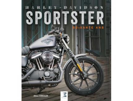 HARLEY-DAVINSON SPORTSTER SOIXANTE ANS