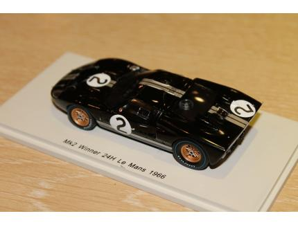 FORD MK2 WIN LM 1966 SPARK 1/43°