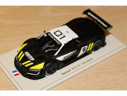 RENAULT RS.01 INTERCEPTOR SPARK 1/43°