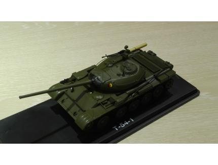 T-54-1 PREMIUM CLASSICXXS 1/43°
