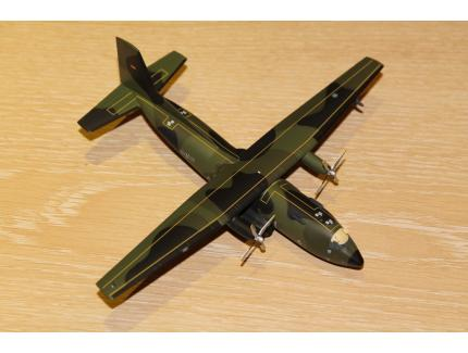 TRANSALL C-160 FRENCH AIR FORCE HERPA 1/200°