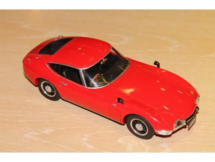 TOYOTA 2000 GT 999 COLLECTION 1/18°