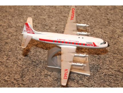 VICKERS VISCOUNT 700 CAPITAL CORGI 1/144°