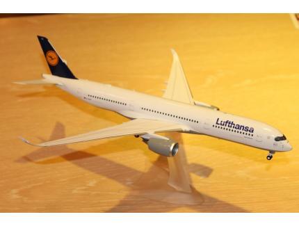 AIRBUS A350-900 LUFTHANSA 2017 HERPA 1/200°