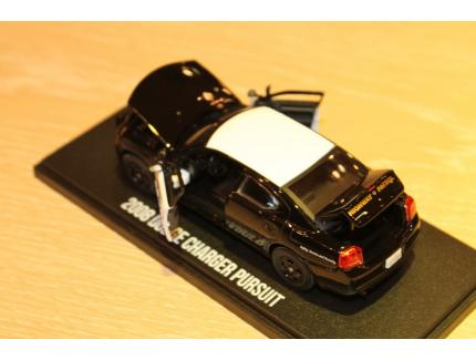 DODGE CHARGER PURSUIT 2008 GREENLIGHT 1/43°