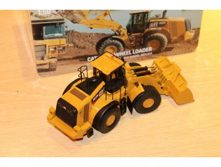 CAT 982M CHARGEUR DIECAST MASTER 1/50°