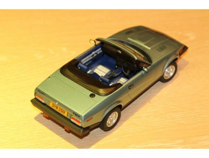 TRIUMPH TR7 DHC SPIDER 1980 CULT MODELS 1/18°