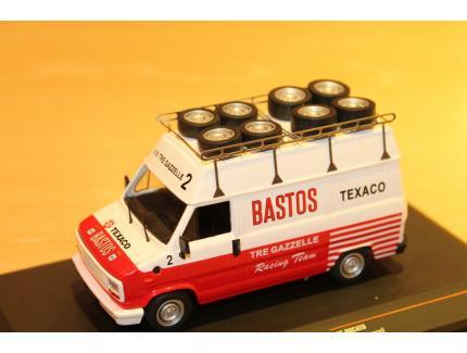 FIAT DUCATO ASSIT RALLY IXO 1/43