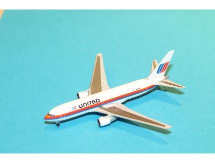 BOEING 767-200 UNITED HERPA 1/500°