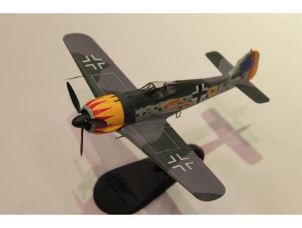 FW-190A-4 HERMANN GRAF 1943 HOBBY MASTER 1/48°