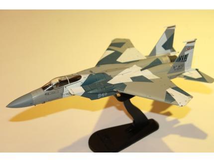 DOUGLAS F-15 EAGLE  2007 HOBBY MASTER 1/72°