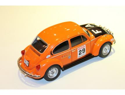 VW COX RALLY SCCA 1973 SOLIDO 1/18°