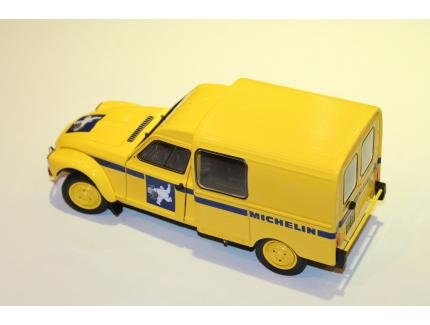 CITROEN ACADIANE MICHELIN 1984 SOLIDO 1/18°