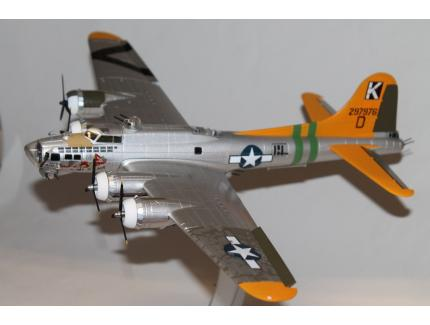 BOEING B17-G FLYING FORTRESS 1943 AIR FORCE ONE 1/72°