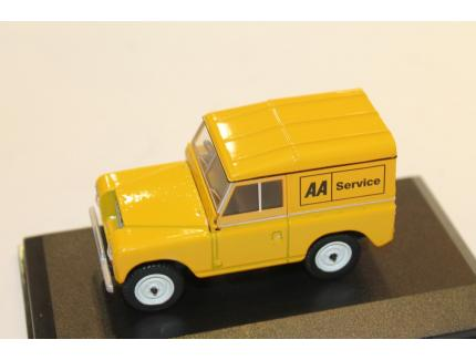 LAND ROVER SERIES 3 SWB HARD TOP 1975 OXFORD 1/43°