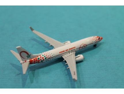 BOEING 737-800 MAROC HERPA 1/500°