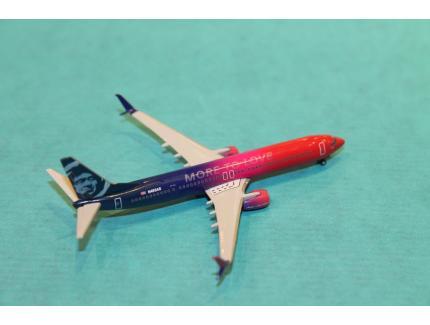 BOEING 737-900 ALASKA HERPA 1/500°