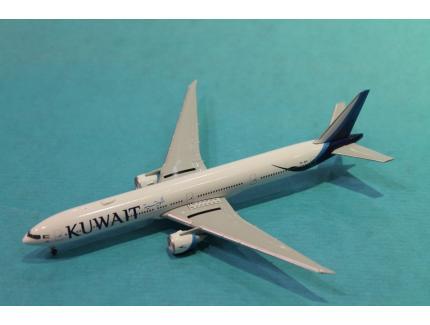 BOEING 777-300ER KUWAIT HERPA 1/500°