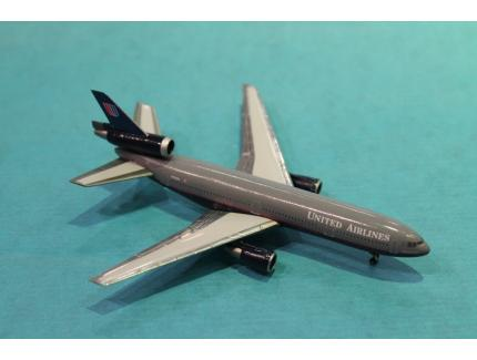 MCDONNELL DOUGLAS DC-10-30 UNITED HERPA 1/500°