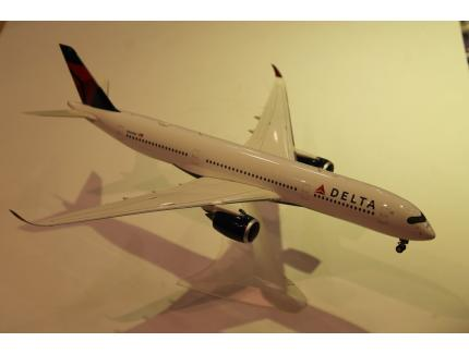 AIRBUS A350-900 DELTA 2017 HERPA 1/200°