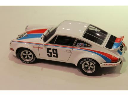 PORSCHE 911 RSR DAYTONA 1973 N°59 BRUMOS SOLIDO 1/18°