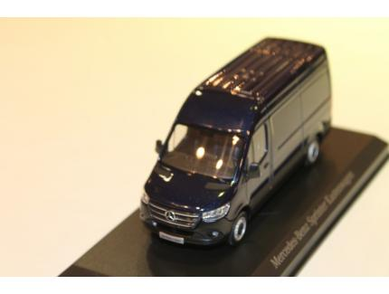 MERCEDES-BENZ SPRINTER 2018 BLEU NOREV 1/43°