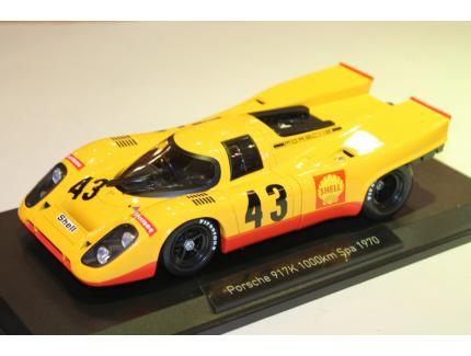 PORSCHE 917K N°43 SPA 1970 NOREV 1/18°