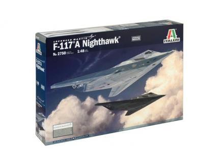 F-117A NIGHTHAWK ITALERI 1/35°