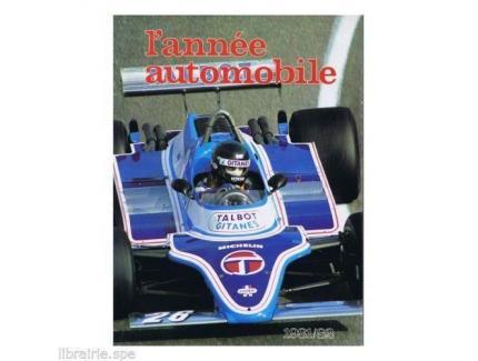 L'ANNEE AUTOMOBILES 1981/1982