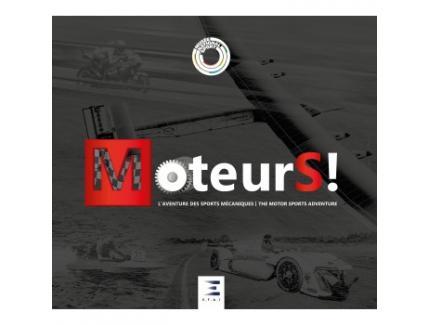 MOTEURS L'AVENTURE DES SPORTS MECANIQUES